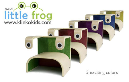 3-in-1 Little Frog