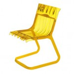 Abarth Chair: Fiat Inspired Modern Chair