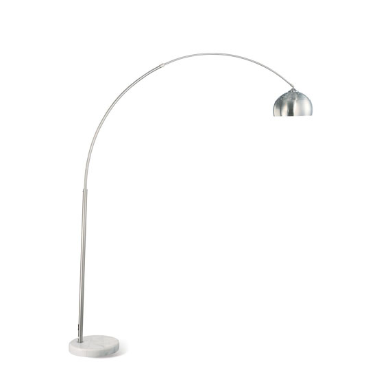 Accent Metal Shade Floor Lamp