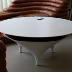 Acoustable: A Multi-purpose Coffee Table