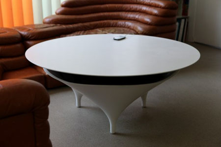 Acoustable A Multipurpose Coffee Table Modern Home Decor