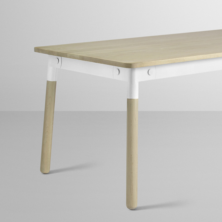 Adaptable Dining Table