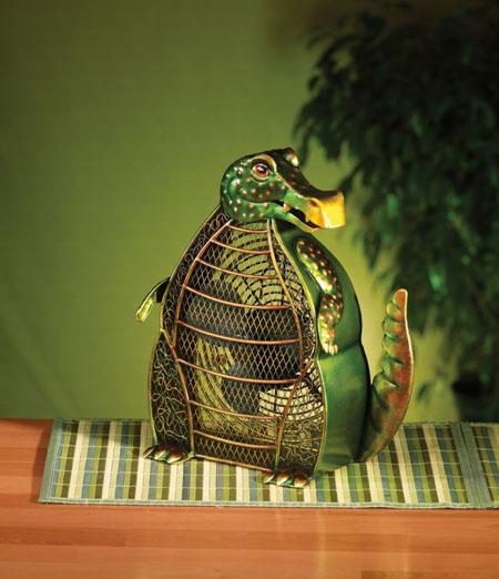 Alligator Fan