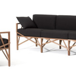 Allumette Sofa By Rothlisberger