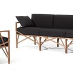 Allumette Sofa By Rothlisberger