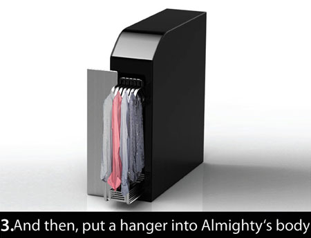 Almighty Laundry