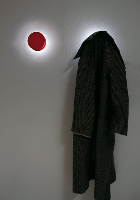 alone coat hook concept