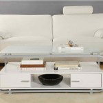 The Altra TV Stand And Coffee Table  Can Complete Your Collection Of Whites