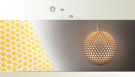 Alveare Lamp