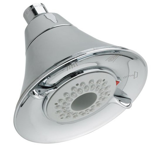 American Standard FloWise 3-Function Water Saving Shower Head