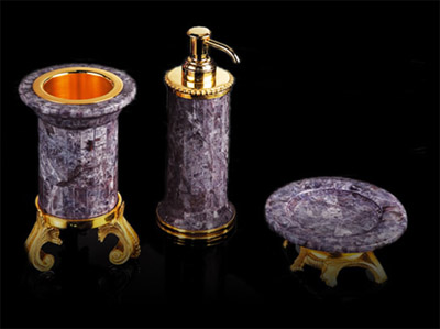 amethyst bathroom furnitures