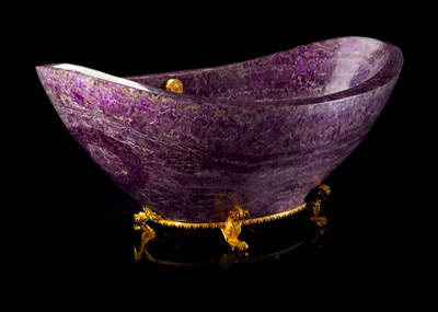 amethyst bathtubs
