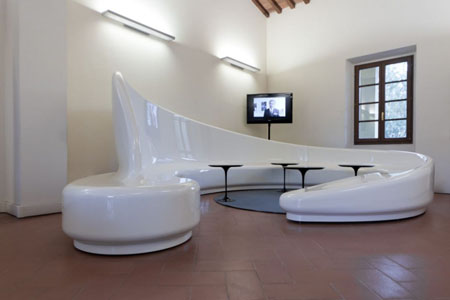 Archetto Seating