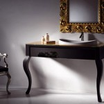 Artelinea Two-Legged Metafora Bathroom Vanity