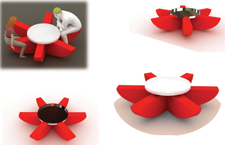 aster-ist chair concept