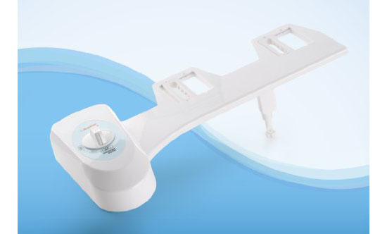 Astor Mechanical Bidet Toilet Seat Attachment