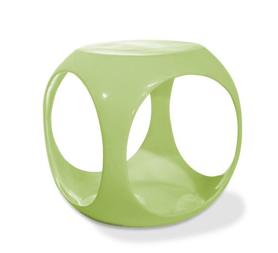 Avenue Six Slick Cube Occasional Table