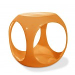 Accentuate Your Home With Avenue Six Slick Cube Occasional Table