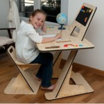 AZ Desk: An Evolving And Long Lasting Desk