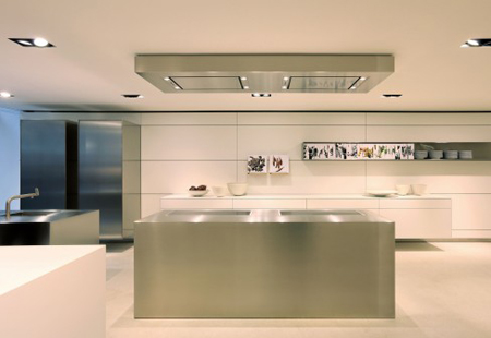 Bulthaup b3: a minimalistic kitchen design modern home decor