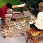 Backyard Scrabble: For Fun And Landscape Purposes