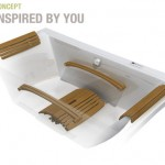 Have a Luxurious Rest with Tekura Bath from BainUltra