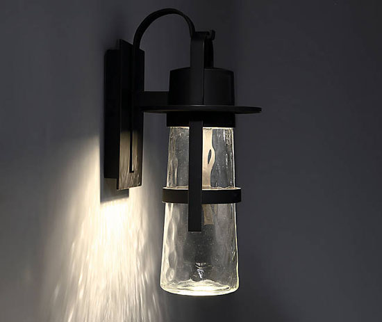 Balthus LED Indoor and Outdoor Wall Sconce by Modern Forms