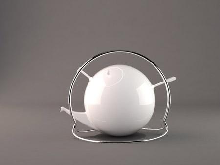 Bastos Teapot
