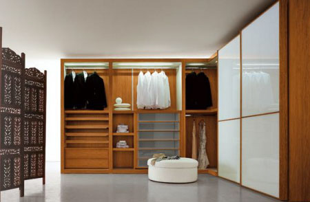 bathroom closet ideas