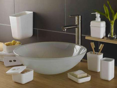 biodegradable plastic bathroom product