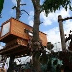 A Relaxing Tree House from Bauraum Germany
