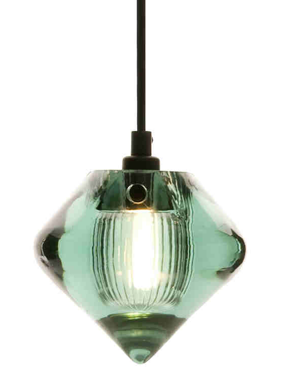 Bead and Top Pendant Lights