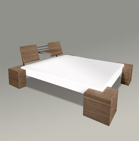 Bed Pure Art. From: Wissman Pictures Gallery