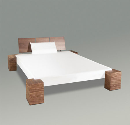 Bed Pure Art. From: Wissman Awesome Design