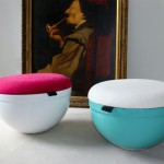 Beeble: Your Eye-catching Foot Stool And Storage In One