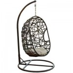 Enjoy Swinging In Style With Your Best Egg-Shaped Outdoor Swing Chair