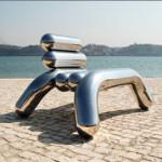 Bibendum Chair By Toni Grilo