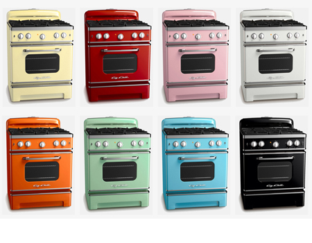In Living Color | The Latest in Kitchen Appliances | Photos