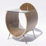 The Big O(val): A Unique Furniture Design For Your Modern Home