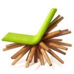 The Blast Chair From Kvadrat