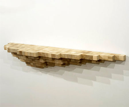 block shelf