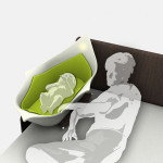 Bloom Bassinet Concept for Newborns