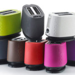 Colorful Bistro Toaster by Bodum
