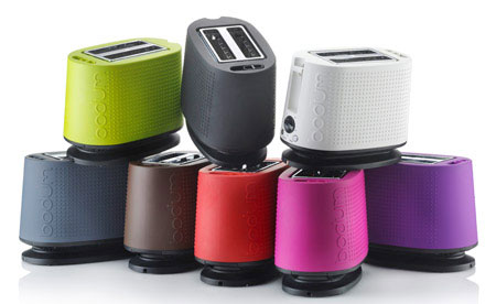 Bodum Bistro Colored Toaster
