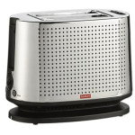 An Award Winning Toaster, Bodum Bistro Toaster with Perforated Brushed Chrome Design