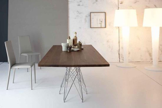 Bonaldo OCTA Table by Bartoli Design