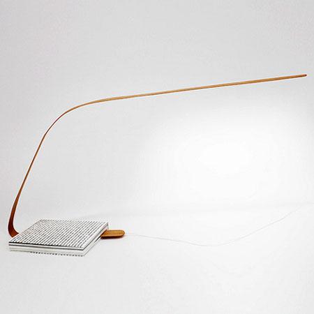 Bookmark Lamp