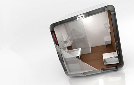 Box Modular Bathroom