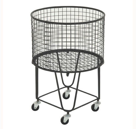Brayden Studio Roll Storage Basket