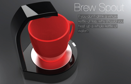 Brew Spout